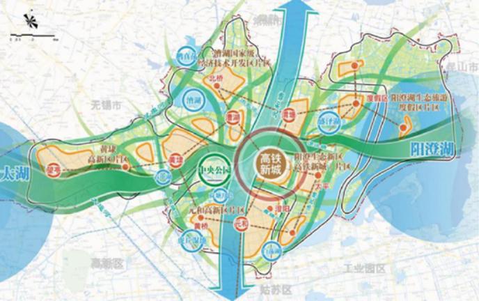 相城十四五规划目标纲要发布,涉及轨交、学校